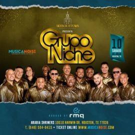 Image for Grupo Niche en Vivo en Arabian Shriners!