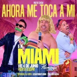 Image for Nando de la Gente: Ahora me Toca A Mi! en Flamingo Theater Bar