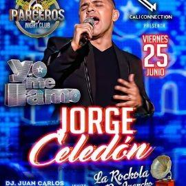 """Image for Yo me llamo """"Jorge Celedon"""" en Vivo!"""
