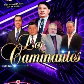 Image for Por Primera Vez en el Area: Los Caminantes en Vivo!