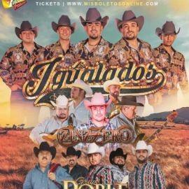 Image for Los Igualados, ZinZero y Grupo Roble en Vivo!