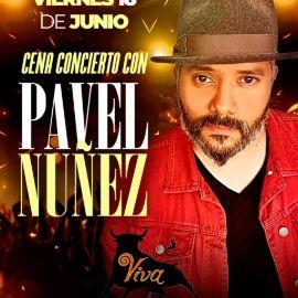 Image for Cena Concierto con Pavel Nuñez en Viva Toro!