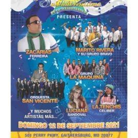 Image for 16th FESTIVAL SALVADOREÑISIMO