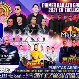 Image for BXS Bryndis X Siempre, Guardianes del Amor, Apache16, Mojado y El Tiempo!