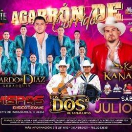 Image for Gerardo Diaz y SuGerarquia, Kanales, Los Dos de Tamaulipas y mas en Vivo!