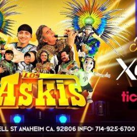 Image for Los Askis en Concierto en Xalos Night Club!