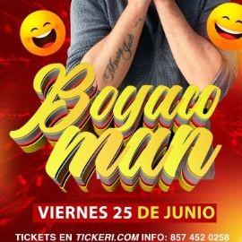 Image for Desde Colombia comedia con Boyacoman en Vivo!