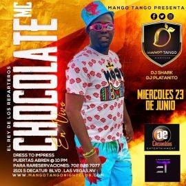 """Image for El Rey de los Reparteros """"Chocolate MC"""" en Vivo!"""