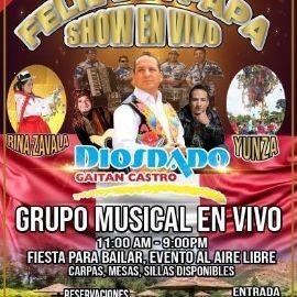 Image for DIOSDADO GAITAN CASTRO SHOW EN VIVO