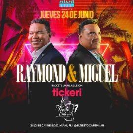 Image for El Show de Raymond & Miguel en Vivo!