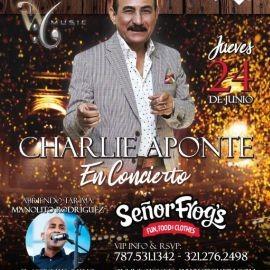 Image for CHARLIE APONTE & MANOLITO RODRIGUEZ EN CONCIERTO EN ORLANDO