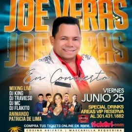 Image for Joe Veras en Concierto en Cococabana Bar & Grill!