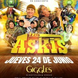 Image for LOS ASKIS EN LOS ANGELES