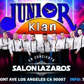 Image for Junior Klan en Concierto en Salon Lazaros de Los Angeles! POSPUESTO