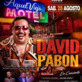Image for DAVID PABON EN VIVO!