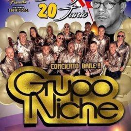 Image for Grupo Niche en Vivo!
