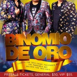 Image for El Binomio de Oro en Concierto! NUEVA FECHA CONFIRMADA