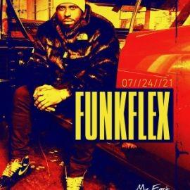 Image for Latin Vibe Saturdays Funkflex Live At Mister East
