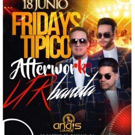 Image for After Work con Urbanda en Vivo en Anais Lounge!
