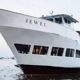 Image for NYC Summer Sunset Cruise Hip Hop vs Reggae® Yacht Party Skyport Marina Jewel Yacht 2021