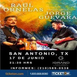 Image for RAUL ORNELAS Y JORJE GUEVARA EN SAN ANTONIO