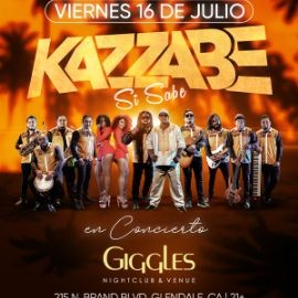 Image for KAZZABE EN LOS ANGELES