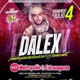 Image for DALEX en Concierto | Metropolis & Extravaganza📍