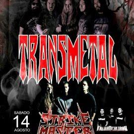 Image for Transmetal y Strike Master en Concierto en Gran Fiesta Event Center!