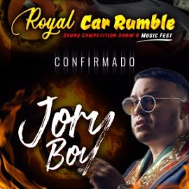 """Image for JPA  ROYAL CAR RUMBLE """"SOUND COMPETITION & MUSIC FEST"""""""