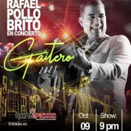 Image for Rafael Pollo Brito en Concierto! Gaitero 2021