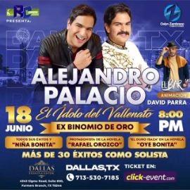 Image for ALEJANDRO PALACIO EX BINOMIO DE ORO