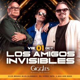 Image for LOS AMIGOS INVISIBLES EN LOS ANGELES