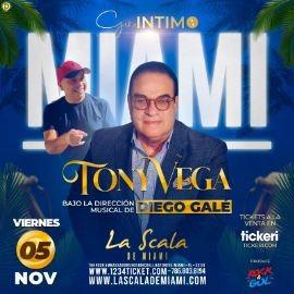 Image for Tony Vega y Diego Gale en Vivo!