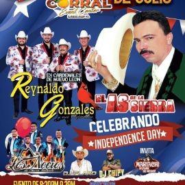 Image for REYNALDO GONZALES Y SUS PAJARILLOS, EL AS DE LA SIERRA,  LOS NECIOS DE TIERRA CALIENTE