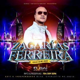 Image for Zacarias Ferreira en Dubai Night Club!