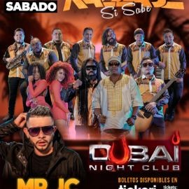 Image for Kazzabe & Mr Jc En Vivo [Charlotte, NC - Dubai Nightclub]