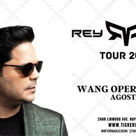 Image for Rey Ruiz Tour 2021