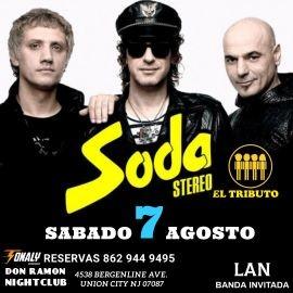 Image for SODA STEREO EL TRIBUTO
