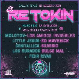 Image for El Retokin Music Fest en Dallas con Molotov, Amigos Invisibles, Little Jesus, Genitallica, Silverio y mas!