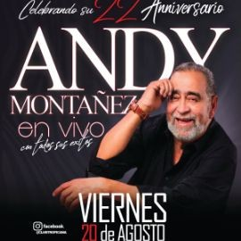Image for ANDY MONTAÑEZ EN CONCIERTO