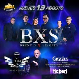 Image for BXS BRYNDIS X SIEMPRE Y GUARDIANES DEL AMOR EN LOS ANGELES