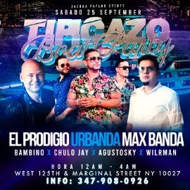 Image for TIPICAZO BOAT PARTY