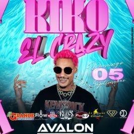 """Image for Kiko """"El Crazy"""" En Concierto Primeros 200 Tickets Regular $15"""