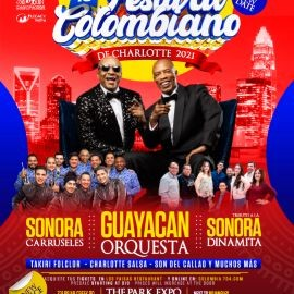 Image for Festival Colombiano de Charlotte 2021 | Sat Aug 7th | The Park Expo