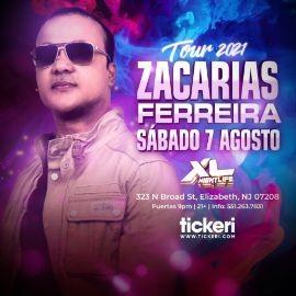 Image for ZACARIAS FERREIRA EN NEW JERSEY