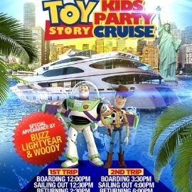 Image for Toy Story Kids Party Cruise (3:30pm-6:00pm)