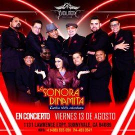 Image for LA SONORA DINAMITA CUMBIA 100% COLOMBIANA EN CONCIERTO