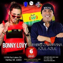 Image for FABIO ZAMBRANA AZUL AZUL & BONNY LOVY