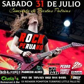 Image for ROCK PERUANO BICENTENARIO CONCIERTO NEW JERSEY