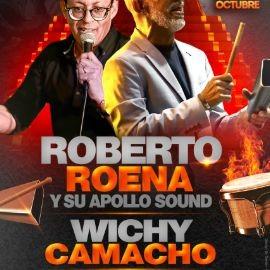 Image for Roberto Roena y Wichy Camacho en Congas Bar & Grill